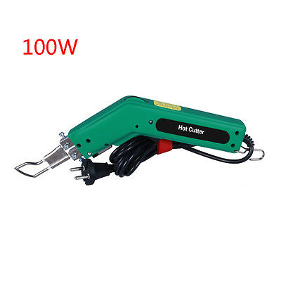 100W Hand Held Hot Heating Knife Cutter Cutting Tools Durable & Practical Tools