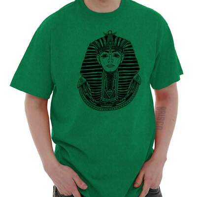Ancient Egyptian Pharaoh Shirt | Mystic Scarab Symbol Tarot T Shirt