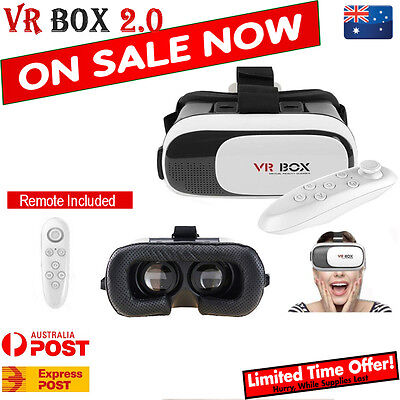 2016 VR Headset VR BOX Virtual Reality Glasses 3D for Samsung Iphone 6s 7 Plus
