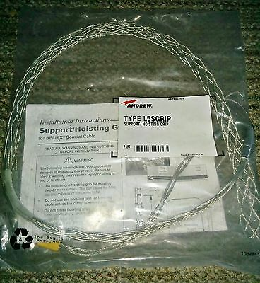 """Andrew L5SGRIP Support Hoisting Grip for 7/8"""" Coaxial Cable"""