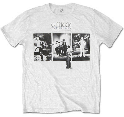 Genesis 'The Lamb Lies Down On Broadway' T-Shirt - NEW & OFFICIAL!