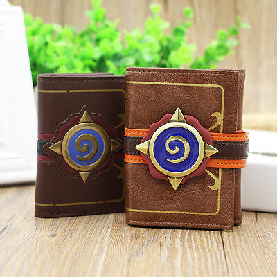 Officially Hearthstone Heroes of Warcraft Blizzard Blizzcon Card Wallet Package