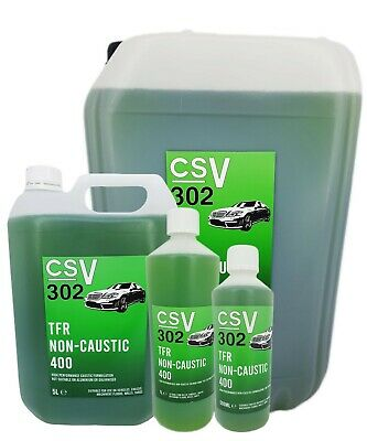 XTREME VEHICLE WASH 400:1 5L - 25 Litre -Traffic Film Remover-25L COMES WITH TAP