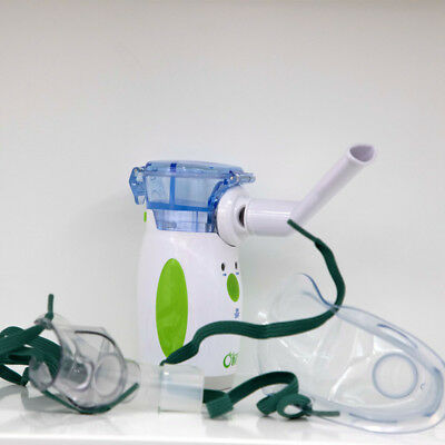 OLV Portable Replaceable Battery Ultrasonic Nebulizer for Asthma and COPD Sale