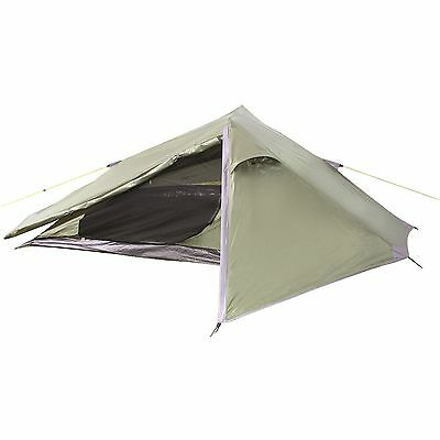 Yellowstone Tent Matterhorn 1 Man Person Camping Quick Easy Pitch 2000Hh Tt007