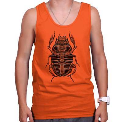 Ancient Egyptian Scarab Beetle Shirt Spirit Animal Cool Gift Tank Top