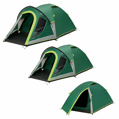 Coleman Kobuk Valley Tent 2 3 4 Man Person Dome Camping Holiday Family Weekend