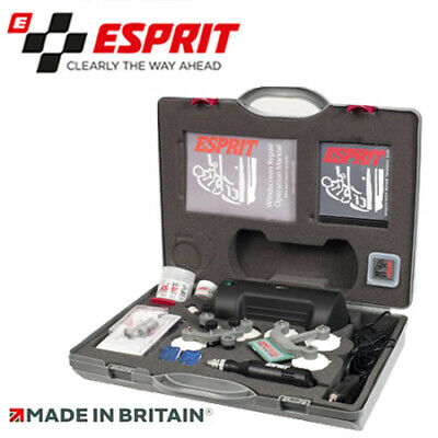 2018 Esprit Windscreen Repair Kit - Compact Classic Led 12V