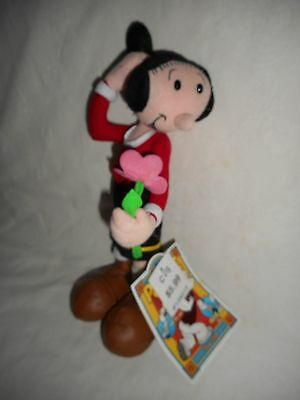 Stuffins Plush Olive Oyl from Popeye the Sailor CVS Limited Edition Toy Doll