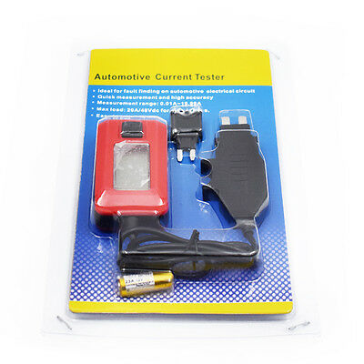 New AE150 Car Current Electrical Tester by Fuse Galvanometer Diagnostic 12V 23A