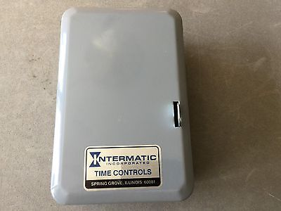 Intermatic Inc.  Defrost Dtsx-im-120 Grasslin True Mfg. P/N 831993 New