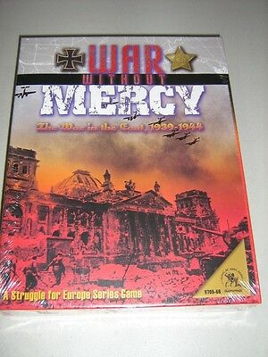 War Without Mercy: The War in the East, 1939-1944 (New)