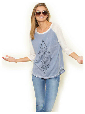 Spirit Animal Whales Nautical Direction Compass Spiritual Crop Top Tees Shirt T Beautiful In Colour Tops & T-shirts Baby & Toddler Clothing