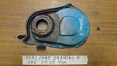 OMC Mercruiser Timing chain cover 3.0 3.0L 2.5 120 140 hp 59341A1 4 cylinder