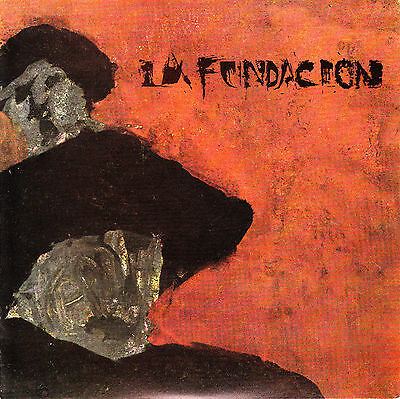 "7"" la FUNDACION repeticion 45 SPAIN RARE 1983 dark wave gothic MOVIDA post punk"
