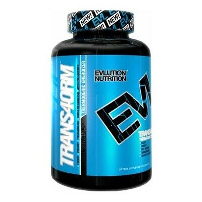 EVLUTION NUTRITION TRANS4ORM Complete Multistage for Weight Management 60 Caps