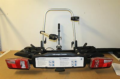 VW Towbar Bike Carrier for 3 Bikes 3C2071105A New Genuine VW part