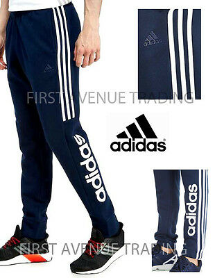 Adidas Linear Iconic 3 Stripe Bottoms Joggers Best Adi Track Bottoms Save £12