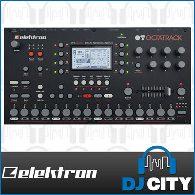 Elektron OCTATRACK DPS-1 Dynamic Performance Sampler & Sequencer