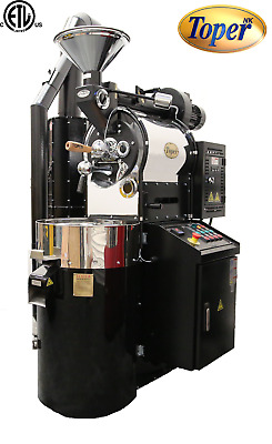 Toper 3 kg/Batch Shop Coffee Roaster TKM-SX 3 Artisan Ready