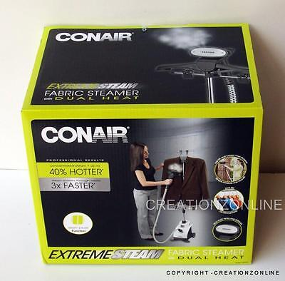 Conair Professional Commercial Garment Steamer Portable Cleaner Steam Brand New