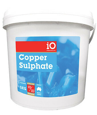 Independents Own Copper Sulphate  1Kg - 5Kg