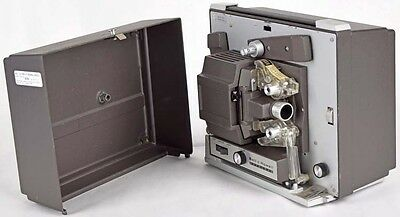 VINTAGE Bell & Howell Autoload 356A Portable Super 8mm Movie Projector PARTS