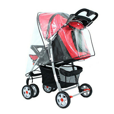 Waterproof Universal Snow Rain Coat Cover For Baby Stroller Pram Pushchair Buggy