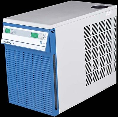 VWR 1177PD 4.1L -10 to +40 C 3/4HP Mobile Lab Refrigerated Recirculating Chiller