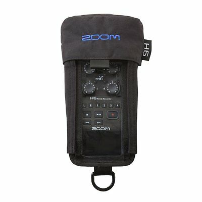 ZOOM Handy Recorder Protect case PCH-6 for H6 brand new from Japan with tracking