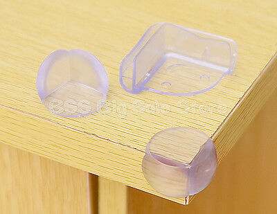 Thicker safety ball anti-collision angle transparent corner table protection