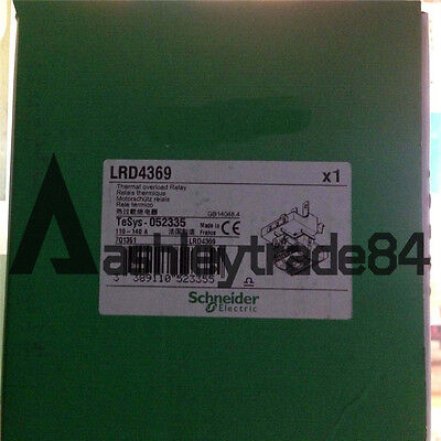 1PCS NEW LRD4369 110-140A Schneider Thermal Overload Relay