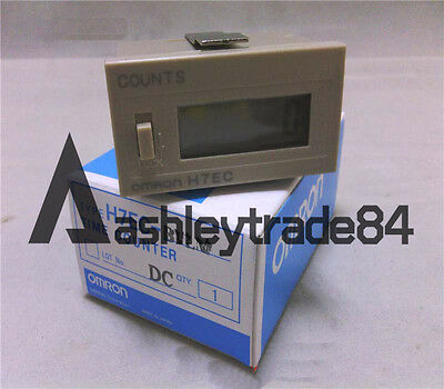 1PCS NEW OMRON H7EC-BVLM Counter Totalizer 5-30VDC
