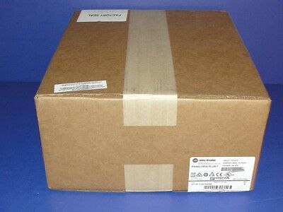 2017 FACTORY SEALED 2711P-T10C22D9P /A Allen Bradley PanelView Plus 7 10 Inch