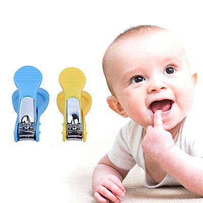 Nail Clipper Baby Safe Care nail Finger cutter infant newborn Manicure Grooming