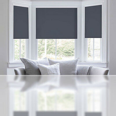 Modern Blackout Roller Blinds Commercial Quality Customized Size