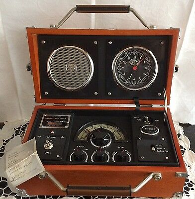 Radio Sveglia SPIRT OF ST.LOUIS Vintage  Special SOSL Collection Alarm Clock