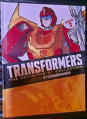 """Transformers - The Definitive G1 Collection - Issue 2 (Volume 36) """"Stormbringer"""""""