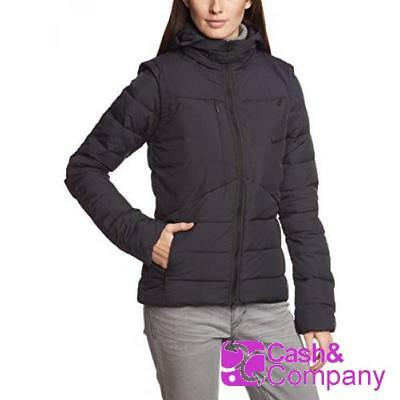 Nike Jacke Training Hooded-550 - Chaqueta Para Mujer, Color Negro, Talla M. 8645