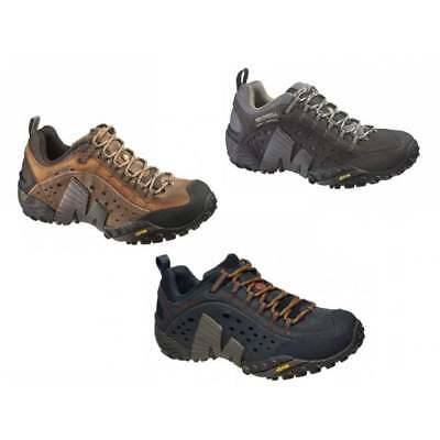 Merrell Intercept Mens Trainers All Sizes in Various Colours