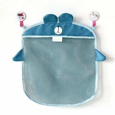 Animal Shape Cloth Toy Baskets Baby Bathroom Mesh Bag Child Bath Toy Bag Net