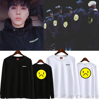 HIGHLIGHT can you feel it Unisex Sweater kpop Pullover sweatershirt New