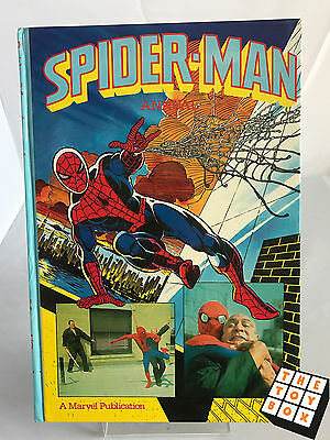 Marvel Spider-man Annual Book 1980s