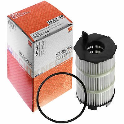 Original MAHLE Ölfilter OX 350/4D Oil Filter