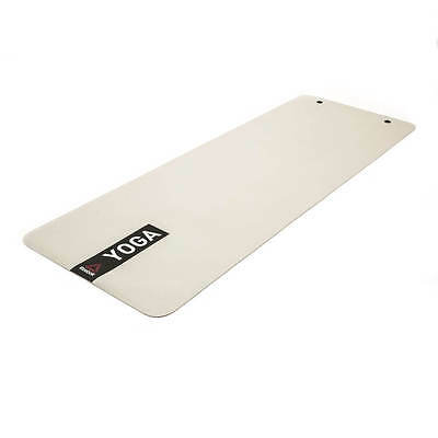 Reebok Studio Yoga Mat Large 4mm Thick Exercise Gym Fitness Pilates Workout