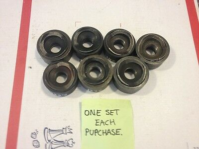 """One (1) Greenlee Knockout Punch Die Set for 1 1/4"""" Conduit  5006974 5004013"""