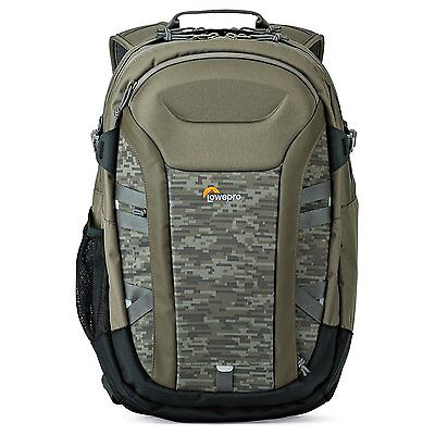 Lowepro Ridgeline Backpack 300 AW Laptop Back Pack RuckSack With Rain Cover