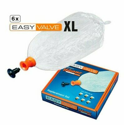 Storz & Bickel Volcano Easy Valve Replacement Balloons Extra Large - FREE UK P&P