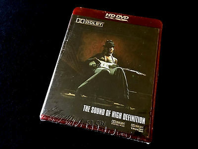 New Dolby True-HD Sound of HD High Definition Demo#1 CES 2009 HDDVD Disc Genuine