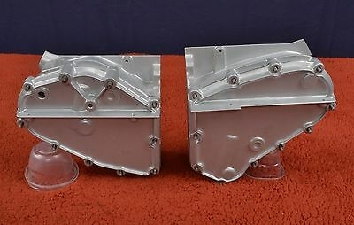 Porsche 930 911 turbo 3.3 911SC Timing Chain Housings Covers Carrera 3.2 alu